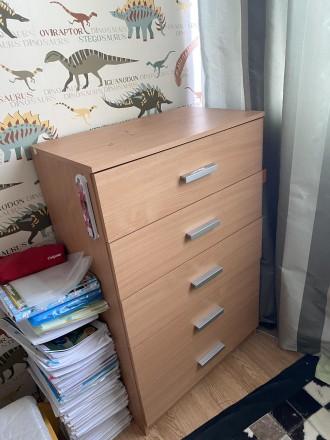 Продаю детскую мебель в хорошем  состоянии (кровать машина Lamborghini Huracan в. Киев, Киевская область. фото 5