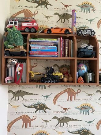 Продаю детскую мебель в хорошем  состоянии (кровать машина Lamborghini Huracan в. Киев, Киевская область. фото 3