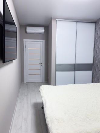 Сдам 2х комнатную квартиру в ЖК 26 Жемчужина на Генуэзской / Аркадия. 13 этаж /. Аркадия, Одесса, Одесская область. фото 5