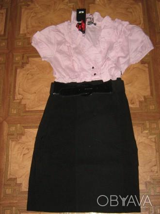 5aa37e6ed04 ᐈ Стильное платье-футляр для старшеклассницы. ᐈ Енергодар 125 ГРН ...