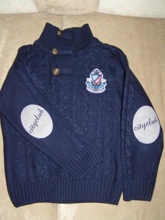 Очень классный, модный свитер на школьника. Энергодар. фото 1