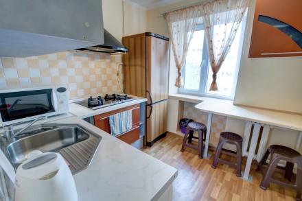 Своя, 2-х комнатная квартира на улице Армейской, между проспектом Шевченко и ули. Приморский, Одесса, Одесская область. фото 5