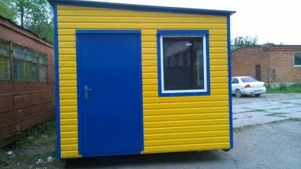 Пропонуємо виготовлення каркасних модульних будиночків, дач, офісів, постів охор. Львов, Львовская область. фото 2
