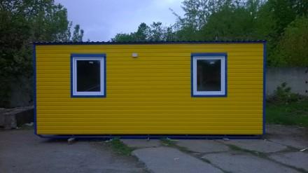 Пропонуємо виготовлення каркасних модульних будиночків, дач, офісів, постів охор. Львов, Львовская область. фото 7