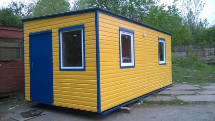 Пропонуємо виготовлення каркасних модульних будиночків, дач, офісів, постів охор. Львов, Львовская область. фото 3