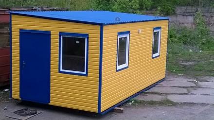 Пропонуємо виготовлення каркасних модульних будиночків, дач, офісів, постів охор. Львов, Львовская область. фото 6