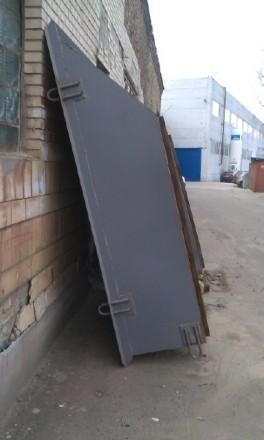 Ящик для раствора 0,2 0,3 1 1,5 2,5 м3, ящик каменщика. бадья, лапоть. Киев. фото 1