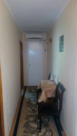 Квартира Одесская обл. г. Черноморск. Сдам 2х комнатную квартиру посуточно .Пр-к. Черноморск (Ильичевск), Одесская область. фото 3