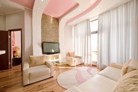 ID:10 Стильная 2-комнатная квартира в Аркадии. Располагается квартира на 10 этаж. Аркадия, Одесса, Одесская область. фото 3