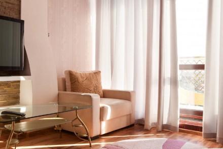 ID:10 Стильная 2-комнатная квартира в Аркадии. Располагается квартира на 10 этаж. Аркадия, Одесса, Одесская область. фото 5