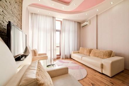 ID:10 Стильная 2-комнатная квартира в Аркадии. Располагается квартира на 10 этаж. Аркадия, Одесса, Одесская область. фото 2