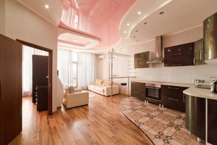 ID:10 Стильная 2-комнатная квартира в Аркадии. Располагается квартира на 10 этаж. Аркадия, Одесса, Одесская область. фото 6