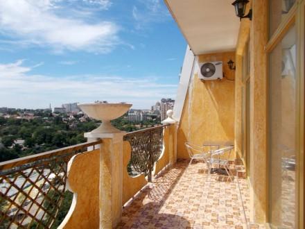 ID:10 Стильная 2-комнатная квартира в Аркадии. Располагается квартира на 10 этаж. Аркадия, Одесса, Одесская область. фото 12