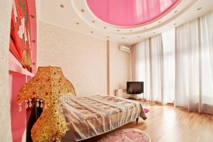ID:10 Стильная 2-комнатная квартира в Аркадии. Располагается квартира на 10 этаж. Аркадия, Одесса, Одесская область. фото 9