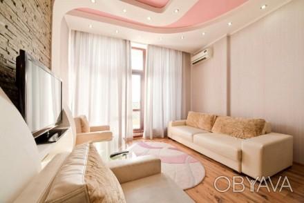 ID:10 Стильная 2-комнатная квартира в Аркадии. Располагается квартира на 10 этаж. Аркадия, Одесса, Одесская область. фото 1