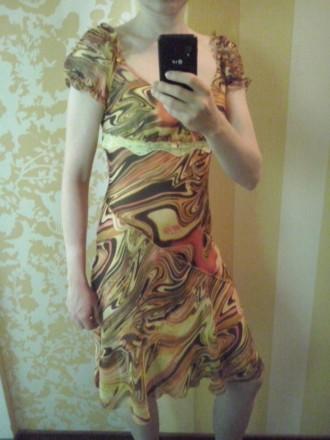 Платье CAT ORANGE, хорошее состояние, р. 42. Киев. фото 1