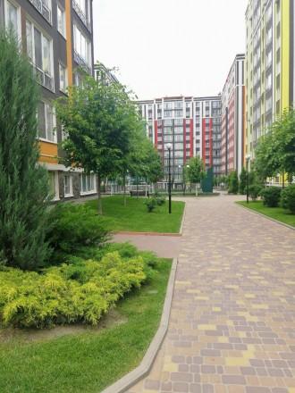 Видовая, очень светлая, уютная и теплая квартира в комплексе закрытого типа. Об. Ирпень, Киевская область. фото 12