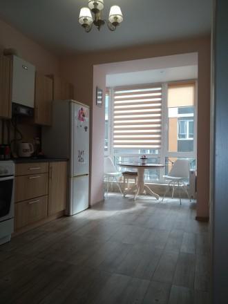 Видовая, очень светлая, уютная и теплая квартира в комплексе закрытого типа. Об. Ирпень, Киевская область. фото 6