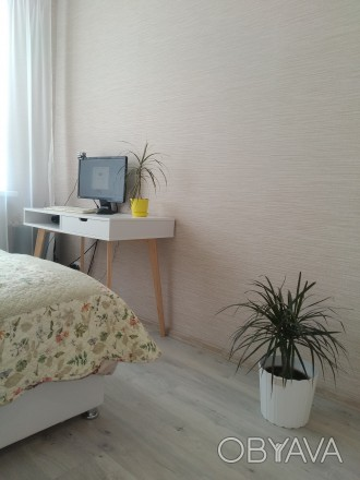 Видовая, очень светлая, уютная и теплая квартира в комплексе закрытого типа. Об. Ирпень, Киевская область. фото 1