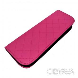 Чохол SWAY Pink призначений для комфортного зберігання 1перукарських ножиць. Кр. Львов, Львовская область. фото 1