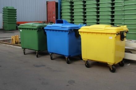 Вывоз отходов в городе Киев: - ТБО (твердые бытовые отходы) - раздельный сбор . Киев, Киевская область. фото 4