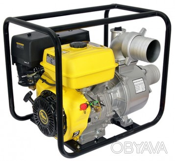 Мотопомпа бензиновая Кентавр КБМ 100 ПК (15 л.с.) (120 куб.м./час)