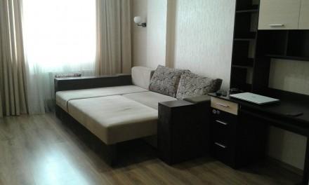 Сдам 1-комнатную квартиру в жилом комплексе 5-Жемчужина в Жемчужном городке на А. Таирова, Одесса, Одесская область. фото 2