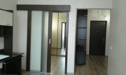 Сдам 1-комнатную квартиру в жилом комплексе 5-Жемчужина в Жемчужном городке на А. Таирова, Одесса, Одесская область. фото 6