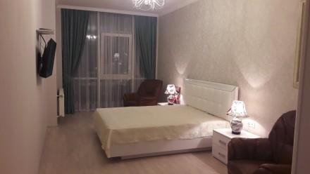 Сдам квартиру в ЖК 6 Жемчужина на Гагаринском Плато / Аркадия. 18 этаж / 24-го . Аркадия, Одесса, Одесская область. фото 2