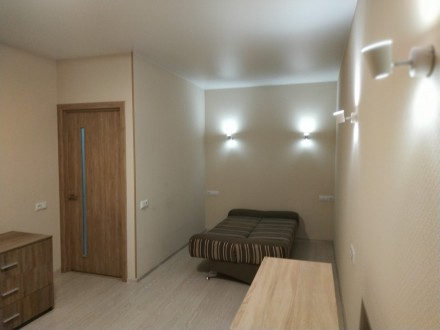 Сдам 1комн. квартиру в жил. массиве «Радужный». 2/10, евроремонт, двуспальный ди. Таирова, Одесская область. фото 3