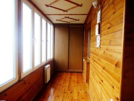Продаётся 3-к. квартира с автономным отоплением, Лески! 2/14, 69/9м2. 3 комнатн. Лески, Николаев, Николаевская область. фото 6