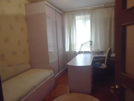 Продаётся 3-к. квартира с автономным отоплением, Лески! 2/14, 69/9м2. 3 комнатн. Лески, Николаев, Николаевская область. фото 12