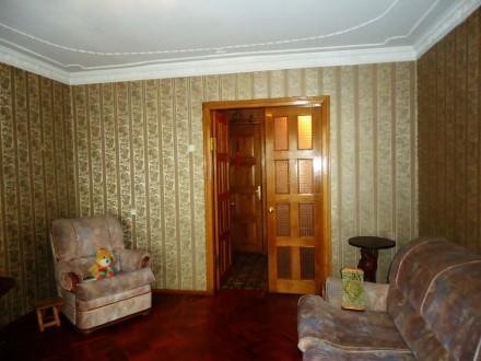 Продаётся 3-к. квартира с автономным отоплением, Лески! 2/14, 69/9м2. 3 комнатн. Лески, Николаев, Николаевская область. фото 7