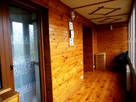 Продаётся 3-к. квартира с автономным отоплением, Лески! 2/14, 69/9м2. 3 комнатн. Лески, Николаев, Николаевская область. фото 5