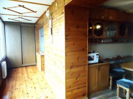 Продаётся 3-к. квартира с автономным отоплением, Лески! 2/14, 69/9м2. 3 комнатн. Лески, Николаев, Николаевская область. фото 4