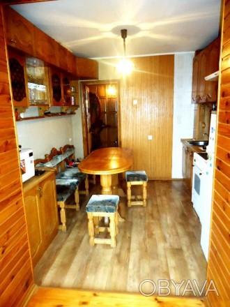 Продаётся 3-к. квартира с автономным отоплением, Лески! 2/14, 69/9м2. 3 комнатн. Лески, Николаев, Николаевская область. фото 1