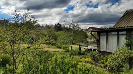 Продам участок с небольшим домиком для хорошего летнего/осеннего времяпрепровожд. Хотяновка, Киевская область. фото 3