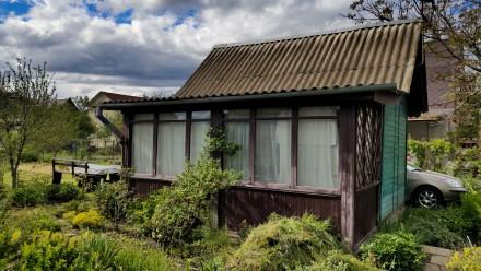 Продам участок с небольшим домиком для хорошего летнего/осеннего времяпрепровожд. Хотяновка, Киевская область. фото 2