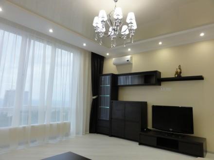 Сдам 3х комнатную квартиру в ЖК Гольфстрим на Генуэзской / Аркадия. 21 этаж / 2. Аркадия, Одесса, Одесская область. фото 6