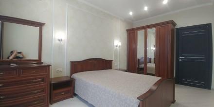 Сдам 3х комнатную квартиру в ЖК Гольфстрим на Генуэзской / Аркадия. 21 этаж / 2. Аркадия, Одесса, Одесская область. фото 4