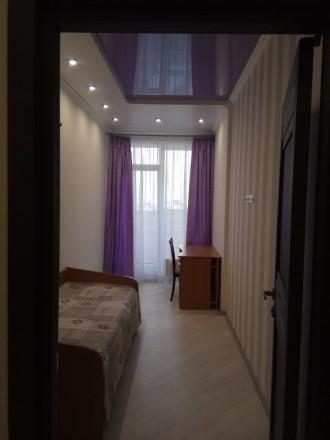 Сдам 3х комнатную квартиру в ЖК Гольфстрим на Генуэзской / Аркадия. 21 этаж / 2. Аркадия, Одесса, Одесская область. фото 9