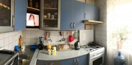 Трехкомнатная квартира с видом на озеро Белое. 6 этаж 9-ти этажного дома, 96 сер. Киев, Киевская область. фото 3