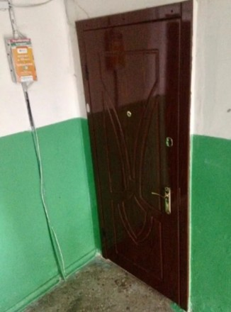 Продается 2-ком. квартира.  Этаж: 3/5  Тип дома: кирпич  Под ремонт. Супер место. Полтава, Полтавская область. фото 4