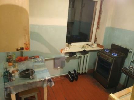 Продам двухкомнатную квартиру на Фурманова. Квартира под ремонт. Нужен дополните. Полтава, Полтавская область. фото 5