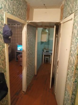 Продам двухкомнатную квартиру на Фурманова. Квартира под ремонт. Нужен дополните. Полтава, Полтавская область. фото 3