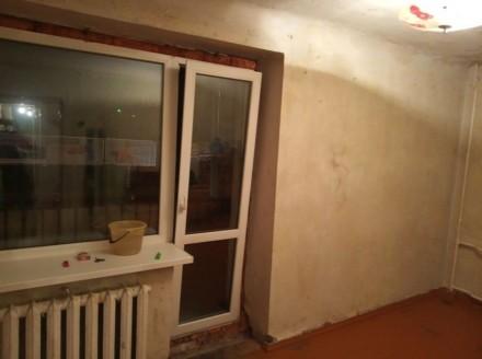 Продам двухкомнатную квартиру на Фурманова. Квартира под ремонт. Нужен дополните. Полтава, Полтавская область. фото 2