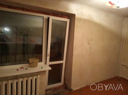 Продам двухкомнатную квартиру на Фурманова. Квартира под ремонт. Нужен дополните. Полтава, Полтавская область. фото 1
