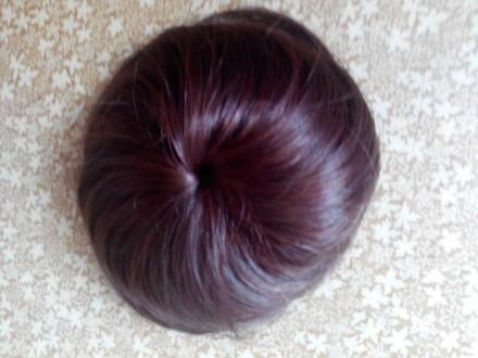 Продается пучок-гулька на волосы. Киев. фото 1