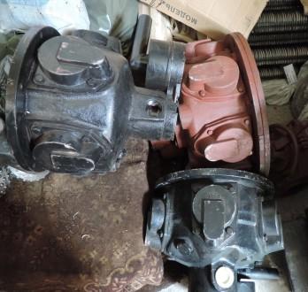 Пневмомоторы п-7-12,п-8-12,п-12-12. Кривой Рог. фото 1