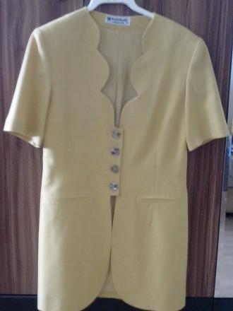 Стильный летний пиджак. Днепр. фото 1